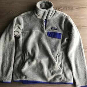 Patagonia Jackets & Coats - Patagonia quarter button up fleece pullover